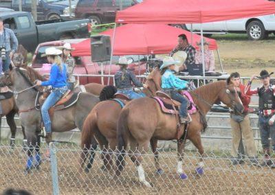 Berkeley County barrel racers