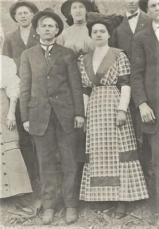 Clyde Crossen, veteran of WWI